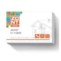 Универсальный контроллер систем отопления ZONT H-1000 (721), 6 выходов