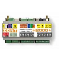 Универсальный контроллер систем отопления расширенный ZONT H2000+