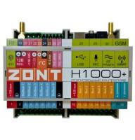 Универсальный контроллер систем отопления расширенный ZONT H1000+