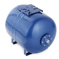Мембранный бак для водоснабжения горизонтальный refix HW 25