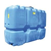 Бак для  воды 2000л. прямоугольный