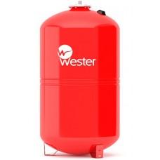 Мембранный бак д/отопления Wester WRV 100