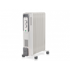 Радиатор масляный Ballu Cube BOH/СB-11W 2200 Вт (11 секций)