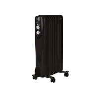 Радиатор масляный Ballu Classic Black BOH/CL-09BRN 2000 Вт (9 секций)