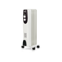 Радиатор масляный Ballu Classic BOH/CL-05WRN 1000 Вт (5 секций)