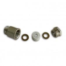 Сальник AKS-1F для ввода кабеля  (DW F) в трубу 1/2