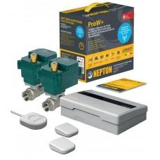 Система контроля протечки воды на радиоканале Neptun Prow+ 1/2