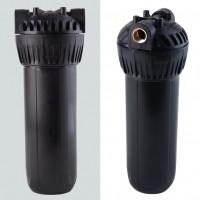 """Корпус Гейзер 10SL 1/2"""" черный для горячей воды"""