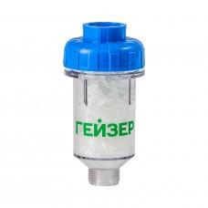 Фильтр Гейзер-1ПФ Магистральный фильтр против накипи для стиральных машин