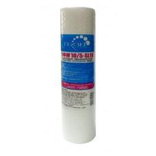 Картридж мех. очистки Гейзер ПФМ 10/5-10SL, полипропилен, 10-5 мкм
