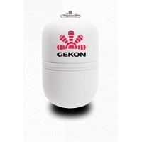 Бак мембранный для ГВС и гелиосистем Gekon WDV12, нерж. контрфланец