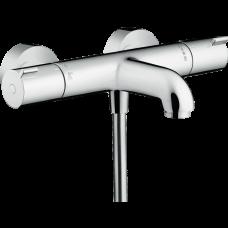 Смеситель для ванны/душа Hansgrohe Ecostat 1001 CL, с термостатом , хром