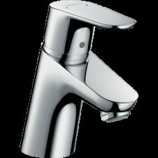 """Смеситель для раковины Hansgrohe Focus, с донным клапаном, 3/8"""", хром"""