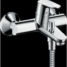 Смеситель для ванны с душем Hansgrohe Focus, хром
