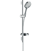 Душевой гарнитур Hansgrohe Raindance Select S 120 3jet со штангой 65 см и мыльницей хром