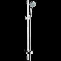 Душевой гарнитур Hansgrohe Croma 100 Multi со штангой 90 см и мыльницей хром