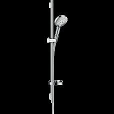 Душевой гарнитур Hansgrohe Raindance Select S 120 3jet со штангой 90 см и мыльницей хром