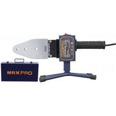Аппарат сварочный для пластиковых труб MAX-PRO 800 Вт; диаметры труб 20/25/32/40/50/63 мм
