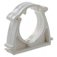 Кронштейн пластиковый c фиксатором 20 мм (100 шт/упак)