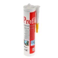 Герметик Soudal Profil силиконовый универсальный белый 280 мл