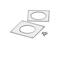 Пластина Uponor Decibel для монтажа отвода канализационного вертикального выпуска
