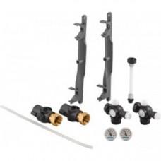 Базовый комплект для модульного коллектора Uponor 150 мм