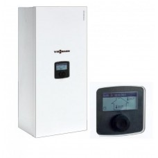 Котел электрический Viessmann Vitotron 100 VMN3-08 с погодозависимой автоматикой 8 кВт
