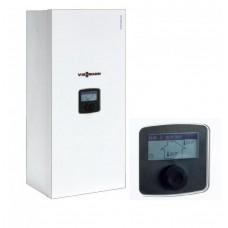 Котел электрический Viessmann Vitotron 100 VMN3-24 с погодозависимой автоматикой 24 кВт