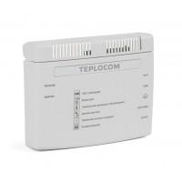 Теплоинформатор  c WiFi Teplocom  Cloud