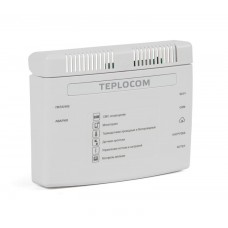 Теплоинформатор  c WiFi Teplocom  Cloud