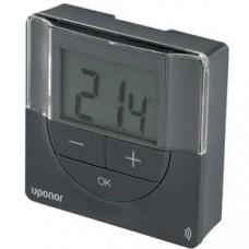 Термостат беспроводной Uponor T-167 цифровой, серый