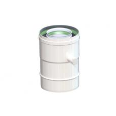 Конденсатоотводчик коаксиальный УТДК 60(П-М)х100(П-М)-150