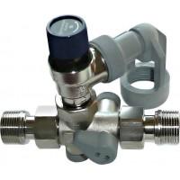 Группа безопасности Vaillant для водонагревателей объемом не более 200 л.
