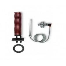 Термостат защиты от перегрева и предохранительный клапан для котла Lamborghini WBL 4 - 5
