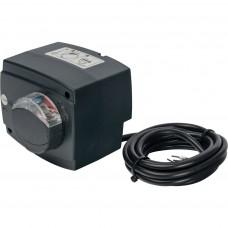 STOUT Сервопривод для смесительных клапанов, ход 90°, для пропорциональной регулировки