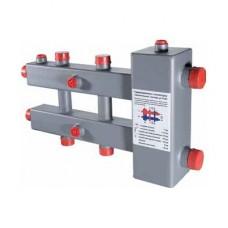 Гидроразделитель с колл., гориз., 3 контура, до 70 кВт