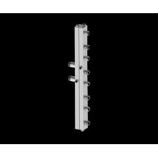 Коллектор гидравлический Zota вертикальный на 3 контура