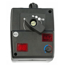 Сервопривод Meibes с термостатом, LED индикация температуры, выносной датчик 6Hm, 230 В/50 Гц