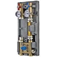 """Насосная группа с байпасом и трехходовым клапаном  для систем VARIMIX 1 1/4"""" - 3W-KV4"""