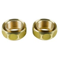 Резьбовое трубное соединение (комплект) Grundfos G 2 × Rp 1 ¼ бронза (для насосов 32-xx)