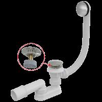 Обвязка для ванны Click Clack металл A504СKM ALCAPLAST