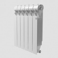 Радиатор биметаллический Royal Thermo Indigo Super + 500 x 100 12 секц.