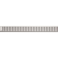 Решетка для дренажного канала матовая 650мм ALСAPLAST PURE-650M