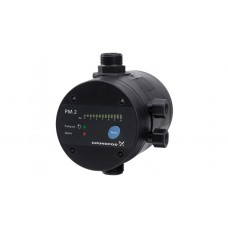 Реле давления PM 2 c защитой от «сухого хода» и индикацией текущего давления