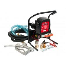 Насос для дизельного топлива Unipump BCD-12V2, 12B, комплект- шланги, обратный клапан, пистолет, на