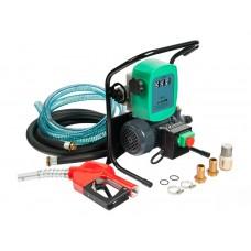 Насос для дизельного топлива Unipump BADT40S3, 220B, комплект - шланги, обр. клапан, пистолет, счетч
