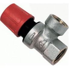 """Клапан предохранительный RBM 1,5 бара 1/2"""" вн."""
