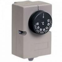 Термостат Emmeti регулировочный накладной 30-90C