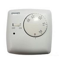 """Термостат Emmeti """"Termec"""" 3 конт., с выключателем on/off, со светодиодом"""