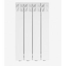 Радиатор алюминиевый Fondital CALIDOR SUPER B4 350/100 белый 10 секций